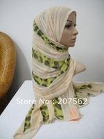 a-009Free Shipping,Muslim Hijab,Shawl, Newest Muslim Women Wear Islamic Lady Head Cover Accept PAYPAL