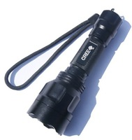 500 Lumen 3 Mode CREE Q5 LED Flashlight Torch