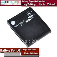 Standard Battery For LG Mobile Phone KF750 AX830 Glimmer KF350 Ice Cream KF750 KF755 Secret Shine KE970 BL9970 KF600 UX830