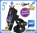 5&quot; GPS+ANALOG TV+Camera ,AV IN,Bluetooth, Car Gps Navigation, IGO or Russia Navitel mapTURKCE GUNCEL HARITA