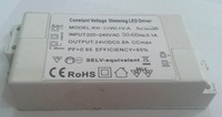 20W TRIAC Dimming Constant voltage LED Driver;AC180V-250V/AC95V-140V;12V/24V/36V/48V output;please advise