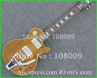 new arrival Joe perry bone yard yellow flame tiger Electric Guitars free shipping