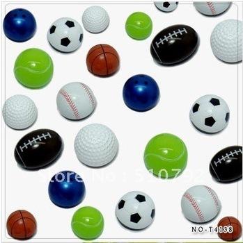 BACK TOYS SPORT BALL FOOTBALL BASEBALL RUGBY GOLF BASKETBALL TENNIS VOLLEYBALL BOWLING 12 KINDS