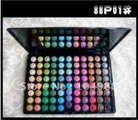 FREE SHIPPMENT Professional 88 Warm Color Eye Shadow Makeup Palette Eyeshadow 88---01#