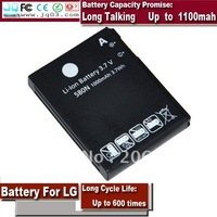 Standard Battery For LG Mobile Phone GM730e GT500 GT505e UX700 GT950 Arena LX610 Lotus Elite Mystique UN610 GT505 GC900 GC900E