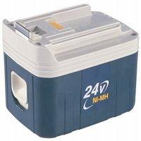Wholesaler Power tool battery for Makita  with Ni-MH cells 24V 3.3Ah  free shipping