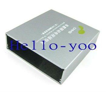 Free shipping! Aluminum project box car mobile dvb t digital tv receiver