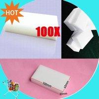 Magic Sponge Eraser Melamine Cleaner,multi-functional Cleaning 100x60x20mm 100pcs/lot Free Shipping Free Shipping E399