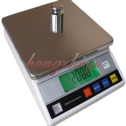 10kg x 1g Accurate Digital Electronic Industrial Weighing Scale Balance, Laboraty Balance with Counting Function,Table Top Scale(China (Mainland))