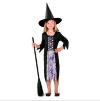 Halloween costume/classical witch skirt