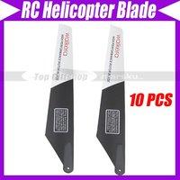 10x Rc Main Blade For Walkera HM-CB180-Z-01 CB180Q #18