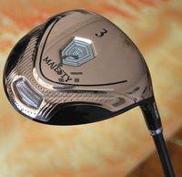2012 New maruman MAJESTY VANQUISH-VR 5#.golf Fairway Woods.1pc,Stiff/shaft,ree shipping,