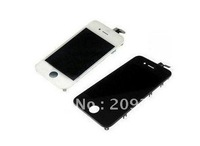 for iPhone 4 4G LCD Display+Touch Screen Glass +Frame,10 PCS/Lot,EMS or DHL Free Shipping,Brand New
