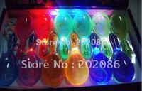 Wholesale 36pcs LED flashing maraca Party supplier light up maraca Holiday KTV items free shiping
