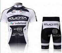 2012Cycling Bicycle Comfortable outdoor Jersey + Shorts size M - XXXL