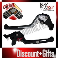 X-11 1999-2002 Extendable Foldable Folding H626 FXX Motocycle Brake Clutch Lever