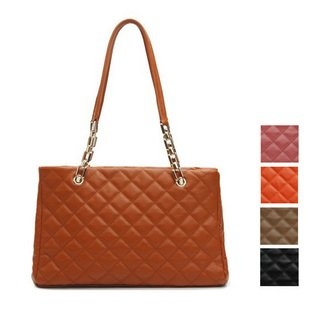 San&marino Genuine Leather Women Bags Handbags Fashion Chain Shoulder Bags Quilted Leather Purse A-172