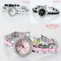 Ювелирное изделие 5pcs/lot Mixed color, Leaf Crystal Trendy jewellery colorful rhinestone Bracelet enamel bangles