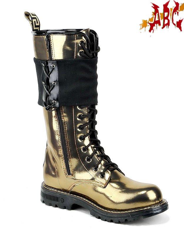 Boots Punk Punk Rock Boots Shoes