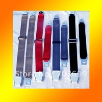 Top classic airplane seat belt