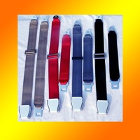 Top classic airplane safety seat belt