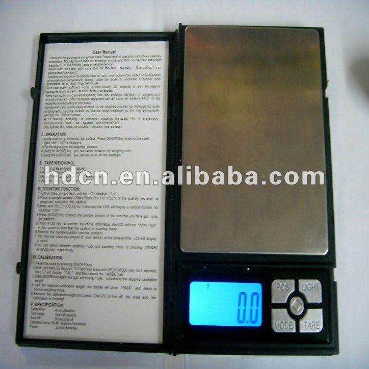 Digital Notebook Digital Notebook Scale