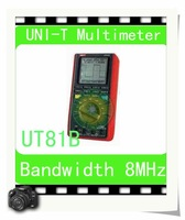 Brand New Uni-T UT81B Handheld Digital Multimeter Oscilloscope Free shipping