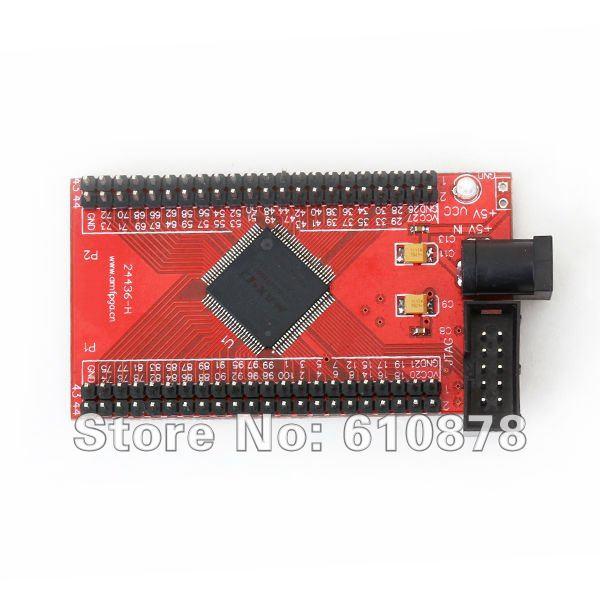 Wholesale price Ship,5 pieces/lot, Altera MAXII EPM240 CPLD FPGA Mini System Development Board Red(China (Mainland))