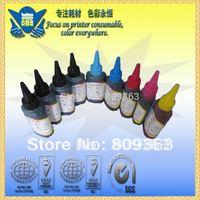 Free Shipping 9 color+100ml printer UV Dye ink for Epson Stylus Photo R2880, T0591-T0599 dye  ink refill kits
