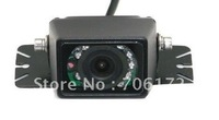 2012 newest design Good quality NightVision reverse backup rear view camera sent by EMS DHL or ups