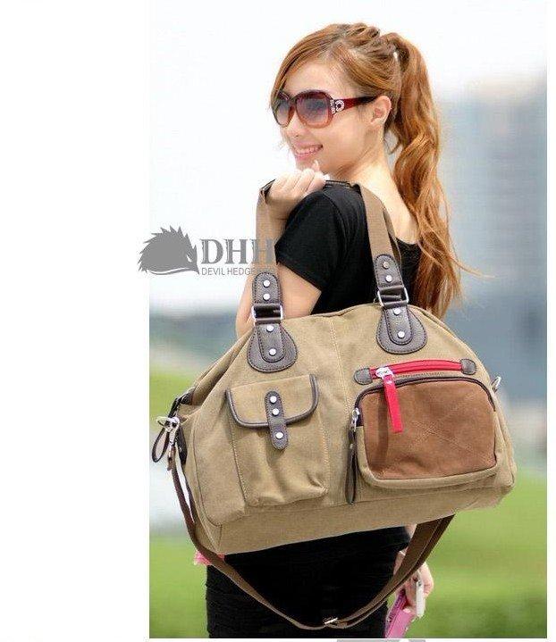Ladies Travel Shoulder Bag 47