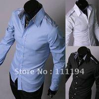 Повседневные рубашки другие c32 серого