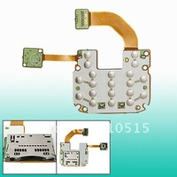 Cellphone Repair Part Keypad Flex Cable for Nokia N73 free shipping