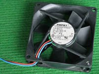 PAPST TY8412N 12V 170mABall-bearing fan 80MM