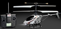 Recommend!! Best quality  28CM 4CH MJX F27 F627 Metal Remote Radio Control RC Helicopter with LED lights Children toys