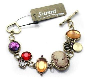 Discount  Charm bracelet sterling silver friendship bangle bracelets  cheap jewelry stores online