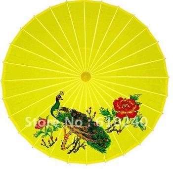 chinesische seide sonnenschirme hochzeit sonnenschirme damen sonnenschirme handwerk bambus schirme Radius 42cm fabrik Direktvertrieb/wh-014