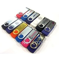 Customized Logo 4GB Swivel USB Flash Memory Stick Disk Driver,Factory Price 100pcs/lot
