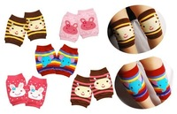 free shipping Toddler Elbow Pads 10 Pairs LOT New Baby Crawling Knee Pad