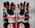 Motorcycle gloves  leather racing gloves    motorcycle GLOVE  S M L XL sports gloves