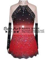 BOART custom Skating Dress New Brand ice dress vogue Figure skating  Dress women  skirt leotard A1059