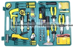 54PCS telecommunication tool set/hardware tools set Fast express Free shipping(China (Mainland))