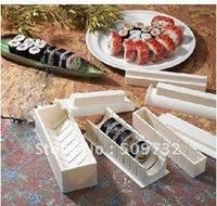 sushi mold soshi maker set tools DIY cutter hot sale high quality freeshipping wholesale