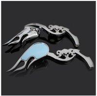 Боковые зеркала и Аксессуары для мотоцикла Billet Motorcycle Mirrors Suzuki Intruder 1500 1400