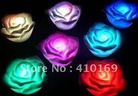 LED rose light, romantic light,LED rose lamp B0013-50pcs/lot hot selling