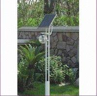 Solar street lights LED garden lights LED street lamp 2012 hot sales -free shipping