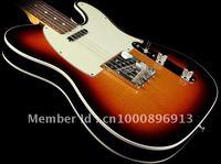 Free Shipping Custom Shop Telecaster Custom Guitar Sunburst