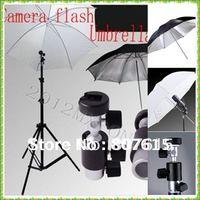 Holder Bracket Stand Translucent umbrella/ Reflective umbrella light stand for Photo Studio Accessories suit