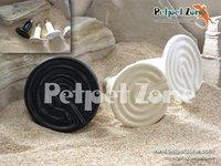 Reptile 150W Ceramic Heat Emiter/Bulb/Lamp Flat White- Petpetzone