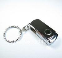 Free Shipping 2GB,4GB,8GB,16GB,32GB USB Flash Drive flashdisk rotation type USB Flash Disk usb memory drives with box